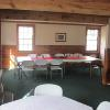 600 square feet of meeting/banquet space, perfect for casual or intimate receptions.