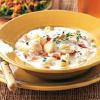 Enjoy a bowl of our delicious Clam Chowder!